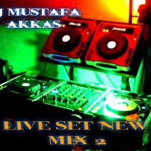 Dj Mustafa Akkaş 2013 February  Live New Set Dirty Mix 2
