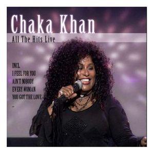 Chaka Khan - All The Hits (Live) (2008)