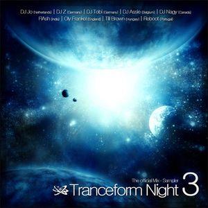 Guestmix for Tranceform Night 3 on BMU radio (2011-01-29)