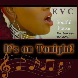 Elwai Afro dance - It's on tonight