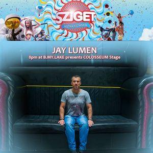 Jay Lumen - Live @ Sziget Festival Budapest (Hungary) 2014.08.13.