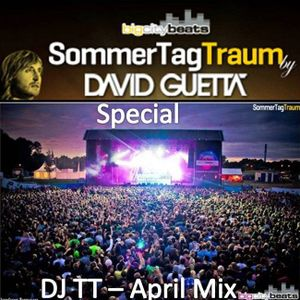 Sommertagtraum Special Mix (April 2012) (Mixed By DeeJayTobiT)