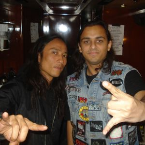 Interview with Ted Aguilar from Death Angel