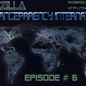 TRANCEPARENCY INTERNATIONAL - EPISODE #6 (TRANCESCAPE RADIO - 11.1.14)