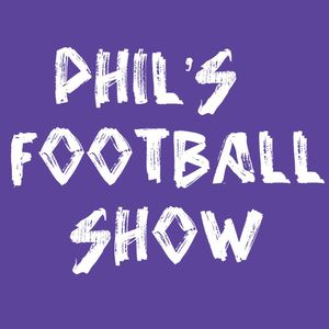 Phil's Football Show 6/2/14 - Football Manager Rage moments.