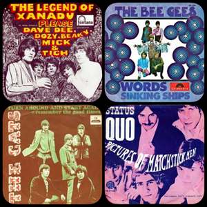 40 Years Ago Go - 18 maart - uur 2