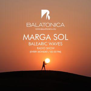 Balearic Waves with Marga Sol - Follow the Sun [Balatonica Radio]