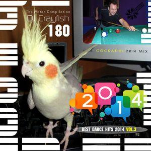 TWC 180 (2014) DJ Crayfish MIX 117 (COCKATIEL 2K14 DANCE MEGAMIX VOL.3)