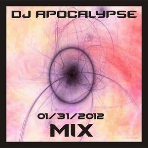 DJ Apocalypse Cross Genre Mix 01/31/12