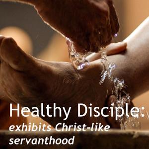 29.11.15 am - Healthy Disciple: Christlike Servanthood Pt 1