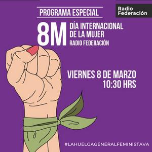 Especial 8M 2019 - #LaHuelgaFeministaVa