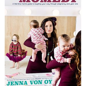 277 Jenna Von Öy is in a Situation Momedy