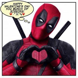 Happy Hardcore Valentines Day