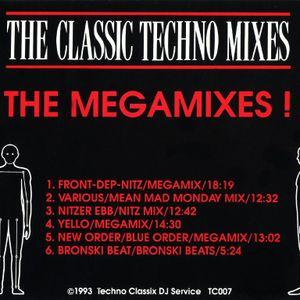 The Classic Techno Mixes