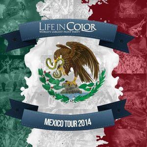Life in color México DJ contest