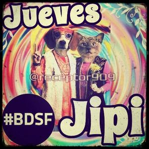 BDSF (25-10-12) JuevesJipi, sección de TV y JaJeJiJoJueves