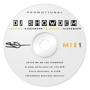 DJ ShowDem - Promo Mix 1