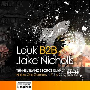 Louk & Jake Nicholls @ Nature One / Germany 2012