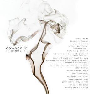 Downpour - october 09
