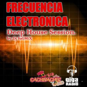Deep House Session By Dj Sagmix Frecuencia Electronica 8