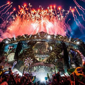 Tomorrowland 2015 Official Warm Up Festival Mix (Video Mix Special Madness 2015)