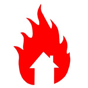 House On Fire No.6