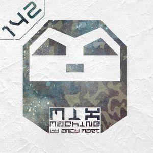 Andy Mart - Mix Machine@DI.FM 142