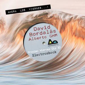 David Bordalás Electroshock 10 Julio 2015