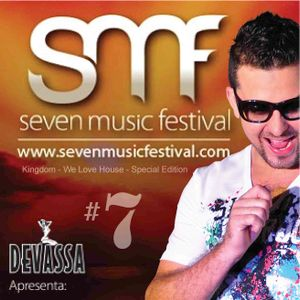 Set Kleber Romão - KINGDOM - We Love House #7 / Special Edition @ Seven Music Festival