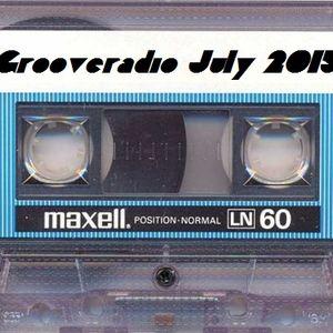 Grooveradio Jul 2015