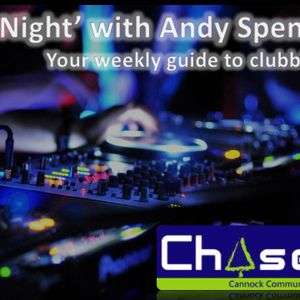 At Night with Andy Spencer - Show 003 14/7/2012