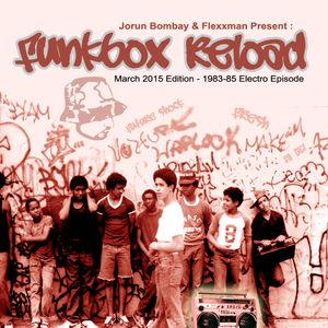 DJ JORUN BOMBAY'S FUNKBOX RELOAD - SPRING 2015 EDITION (Co-Hosted by Flexxman)