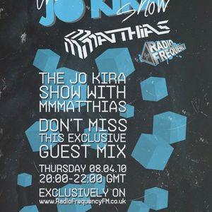 Jo Kira Radio Frequency with Mmmatthias