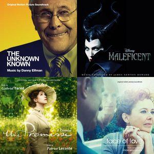 Soundtrack Adventures #139 with new scores from Zimmer, Beck, Kent, Portman @ Radio ZuSa 2014-06-15