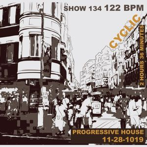 DJ Cyclic Show 134