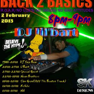 Back2Basics set - Shortened version of the set I played at the this Kavader Nation Event