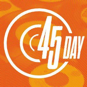 Hot Damn! Presents......45 Day 2020 Mix