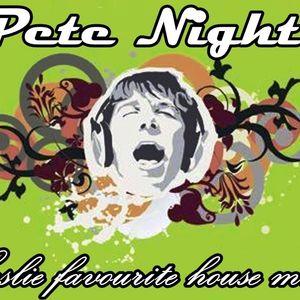 Pete Night - Leslie favourite house music