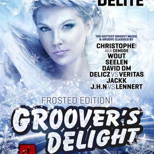 Groover's Delight January 2014 - set 3 - Seelen