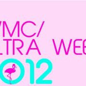 DJ Jimmy Nitro - 2012 WMC and Ultra Music Festival warm up mix