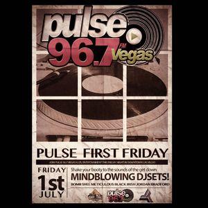 Black Irish @ Pulse 96.7 First Friday Las Vegas 7/1/16 (Set 2)