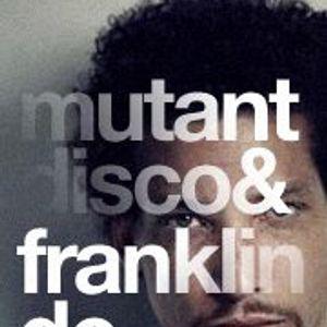Franklin De Costa @ Mutant Disco Tallinn 15.06.2012