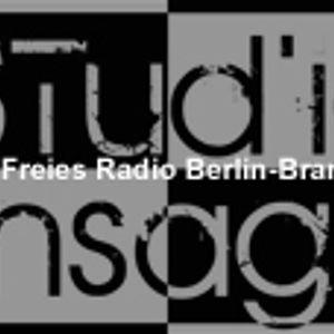 """Studio Ansage on Tour: Straßentheater in Friedrichshain """"Der Ulala-König vom Kiez"""" vom 14.06.19"""