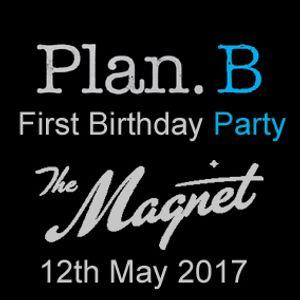 Plan B 1st birthday live - Jonty. 12/5/17