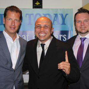 CAVALLSWORLD welcomes JT FOXX & JOHANN VAN NIEKERK