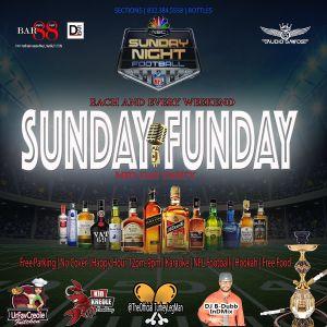 LIVE @ SundayFunday #Bar88