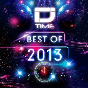 Va-D.J. Time Best Of 2013 (Mixed By D.J. Hot J)