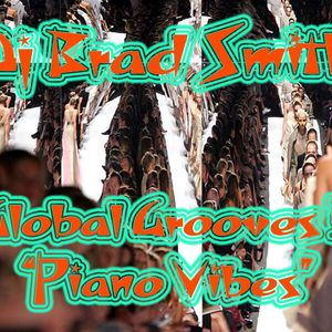 DJ Brad Smith - Global Grooves 3 (Sept 2006) Crescent Radio 20