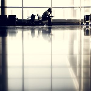 Counterpoint June 1st - Musings on a long wait in an Airport