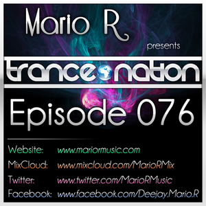 Trance Nation Ep. 076 (21.10.2012)